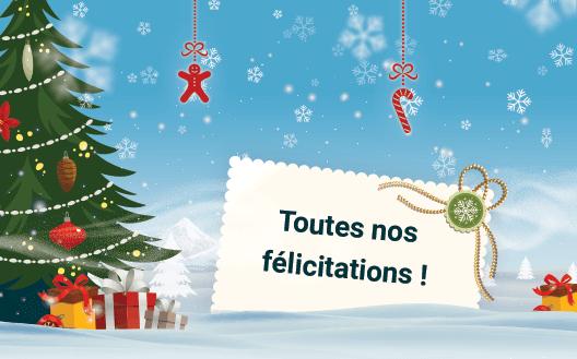 Winners of Christmas Raffle announced