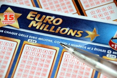 Выигрыши Евромиллионов