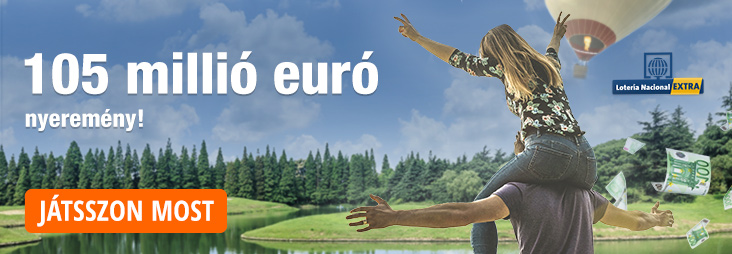 Loteria Nacional Banner