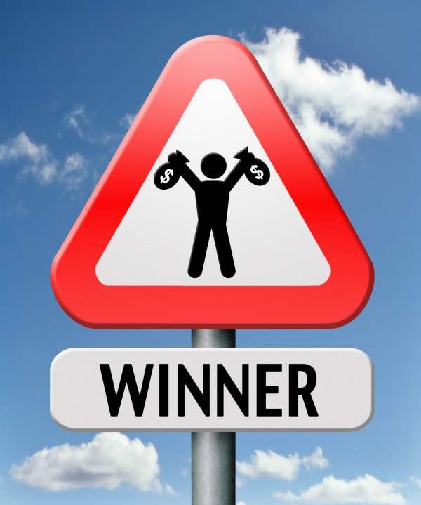 Победители лотерей онлайн на theLotter в 2013 г.