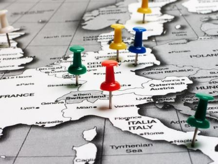 The Expansion of European Lotteries