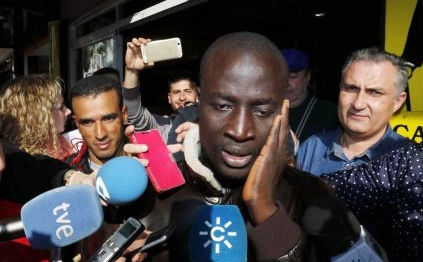 Ngame Senegal loteria espanhola