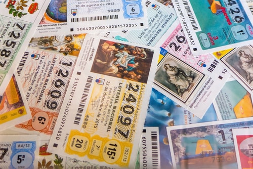 Билеты на испанские раффлы