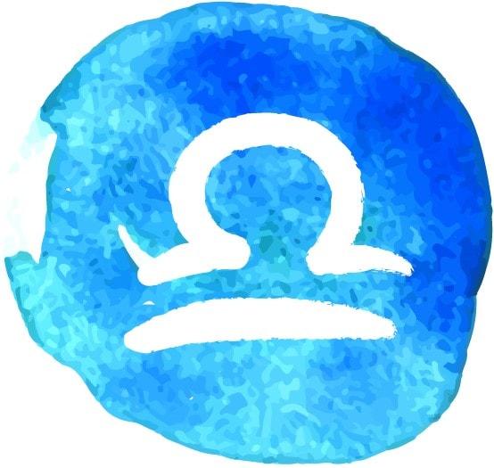 Libra lottery horoscope