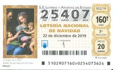 El Gordo Ticket