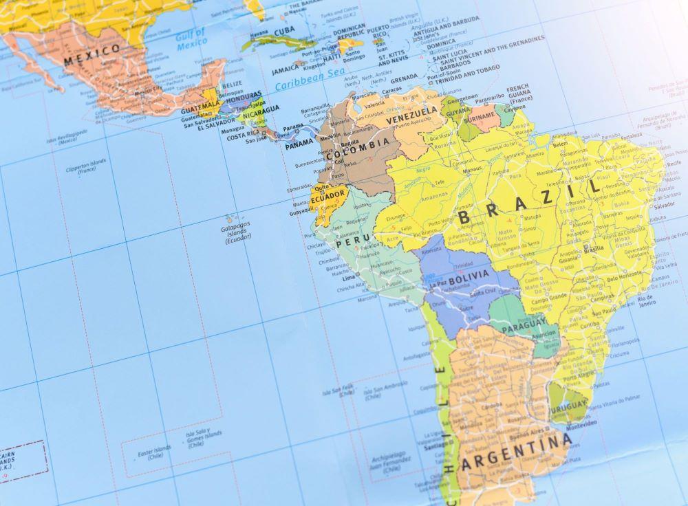 Jugar a las loterías de Latino América en theLotter