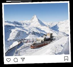 Flight to Zermatt