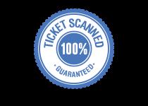 scanned ticket certificate