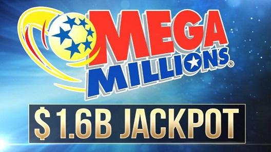 Миллиардный джекпот Mega Millions