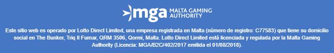 MGA license