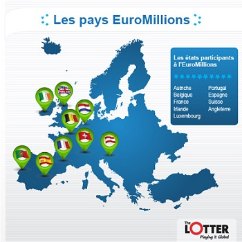 Pays EuroMillions