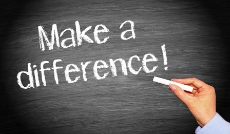 make a difference?