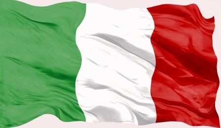 イタリアのミリオンデーにチャオとご挨拶を言ってください