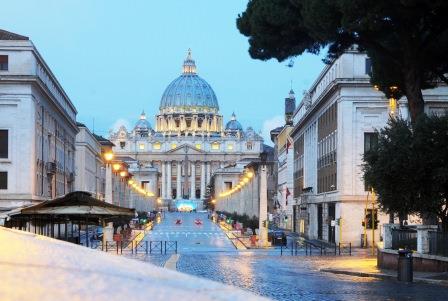 El Vaticano tiene loterías