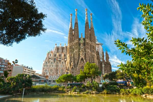 Park Gaudi Barcelone