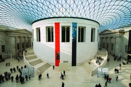 The British Museum Was Created by Lottery Funds