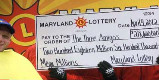 lottery winning formula