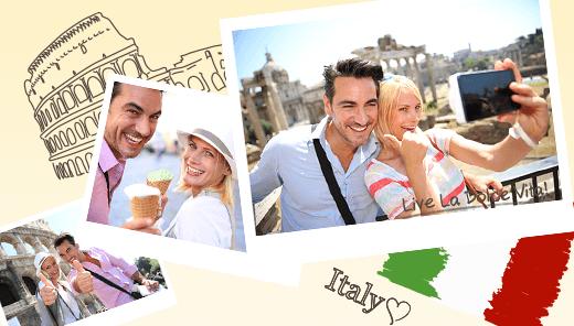 Выиграйте римские каникулы с лотерейным приложением в розыгрыше марта!