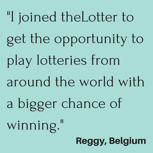 Play Lotteries Online