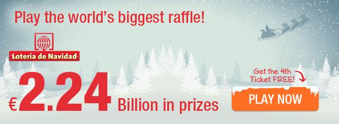Jouer à la Loteria de Navidad 2015