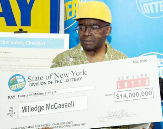 shop clerk steals lotto ticket