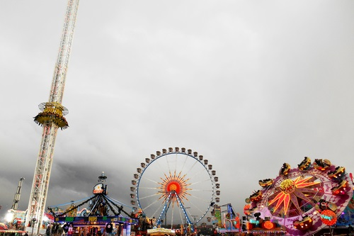 Oktoberfest 2015 Munich Ferris