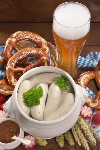 Oktoberfest 2015 Munich Food