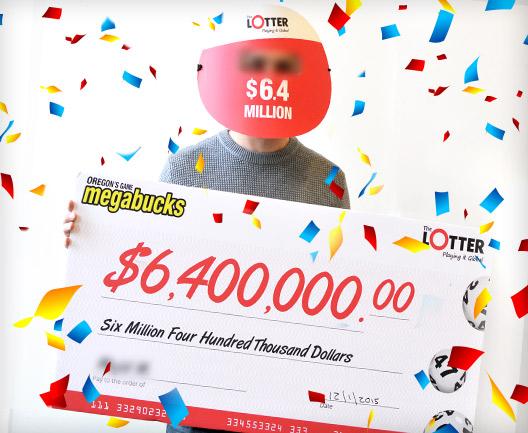 Житель Ирака выиграл в лотерею Орегона $6,4 миллиона